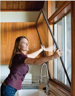 Looking for a way to reduce noise penetration in your home? Our window inserts reduce outside noise by over 70%. They simply press into your window frames.