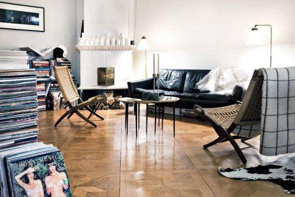 Elin Kling's Stockholm apartment