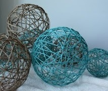 Homemade Decorative Balls 23 Best Decorative Balls Images On Pinterest  Bridal Bouquets