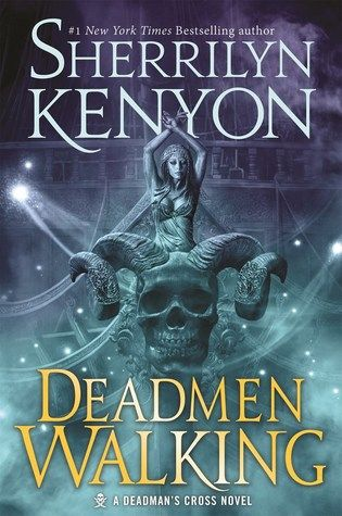 Deadmen Walking by Sherrilyn Kenyon. I loved the pirates and fantasy creatures, the ideas behind the mission for the lost souls, and the inclusion of Dark-Hunters. The Genre Minx Book Reviews.