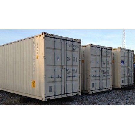 Location mensuelle de conteneur maritime 40 ou 20 pieds