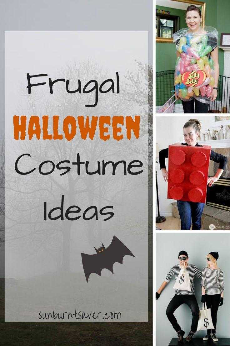 inexpensive adult halloween costume ideas