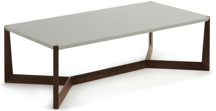Duplex Coffee Table Light Grey