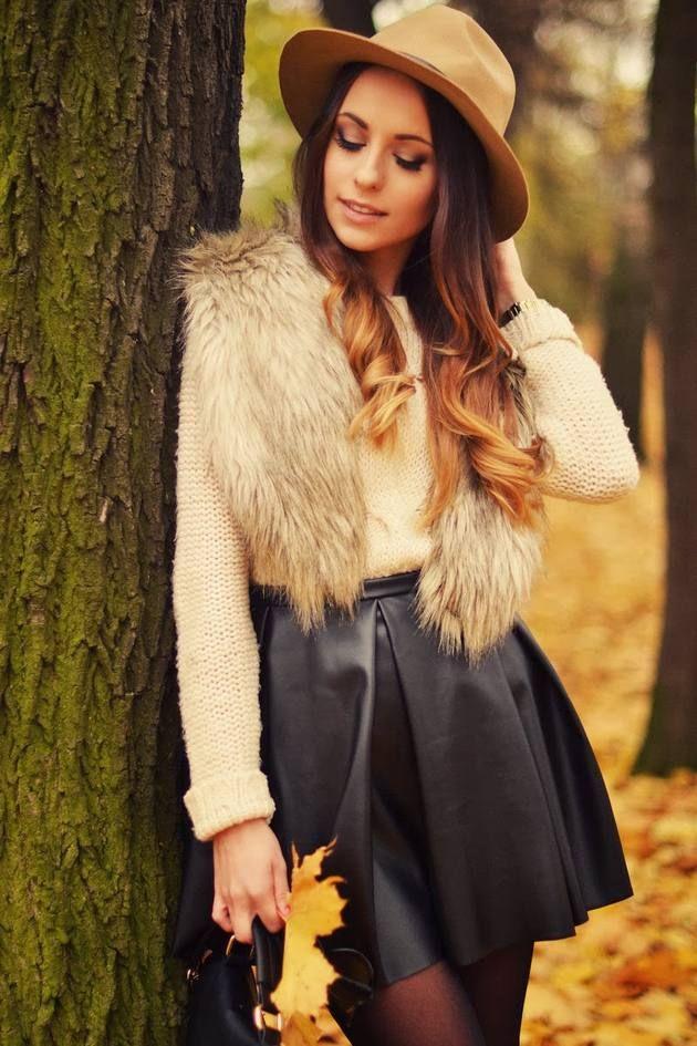 秋らしく着こなすならこれ!人気・おすすめ・トレンドのレザースカートのモテコーデ一覧♪