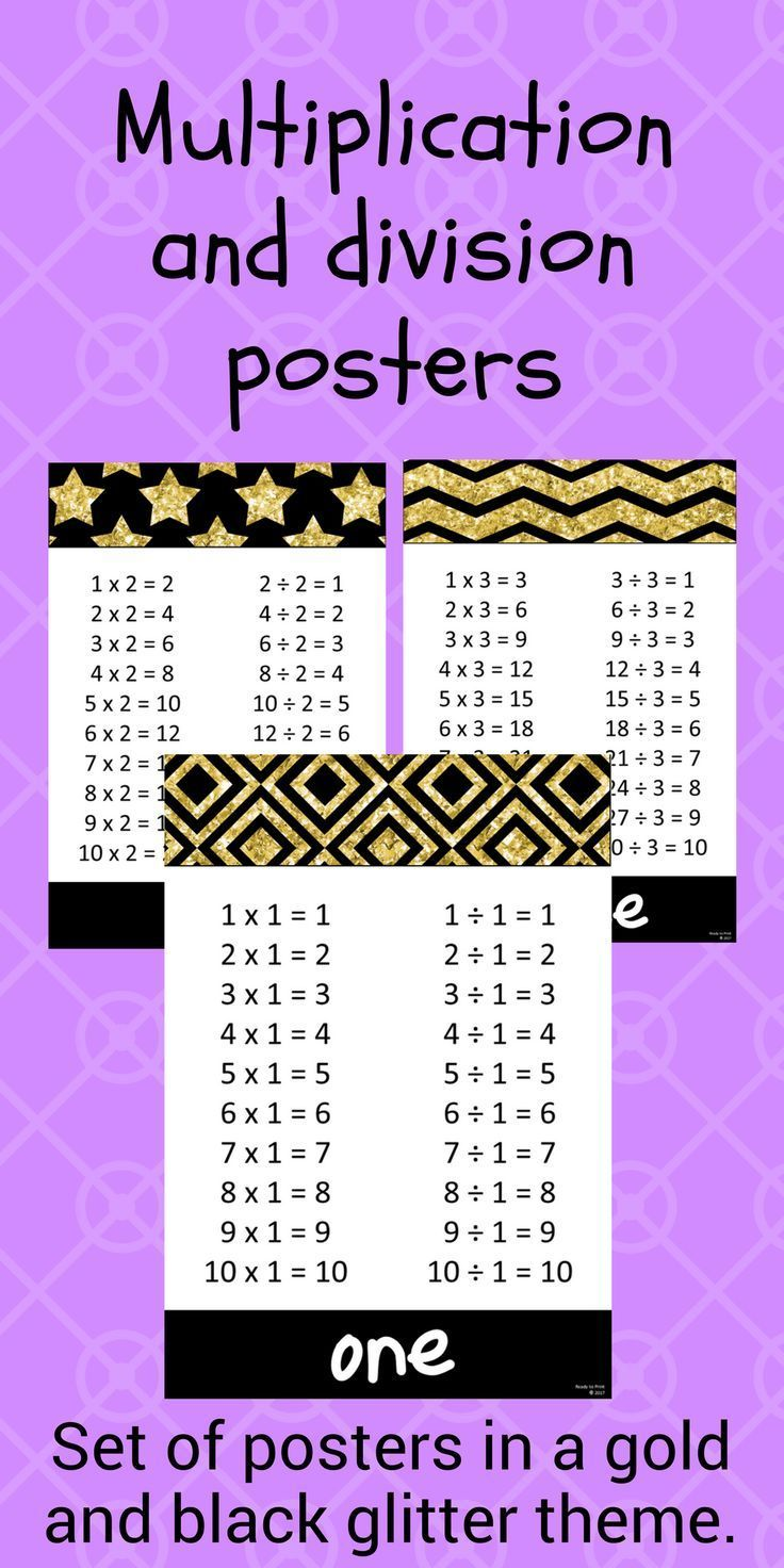 best 25 times table poster ideas on pinterest math. Black Bedroom Furniture Sets. Home Design Ideas