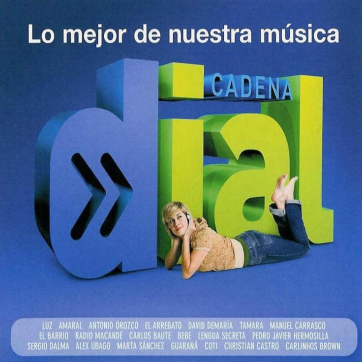 Carátula Trasera de Cadena Dial (Lo Mejor De Nuestra Musica)