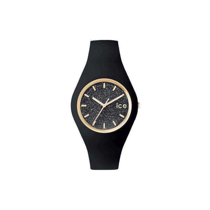 Ice watch Glitter Collection Black&Gold női karóra - ICE WATCH - Női,férfi…