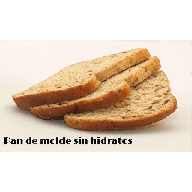 Pan de molde sin hidratos ( solo 1 gramo por porción) . Necesitas: 10 cucharadas soperas de semillas de lin -