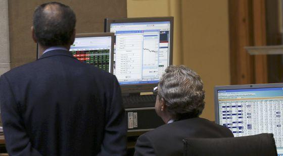 La Bolsa cae un 2,74% y el interés del bono sube hasta el 1,8%. 5/5/15