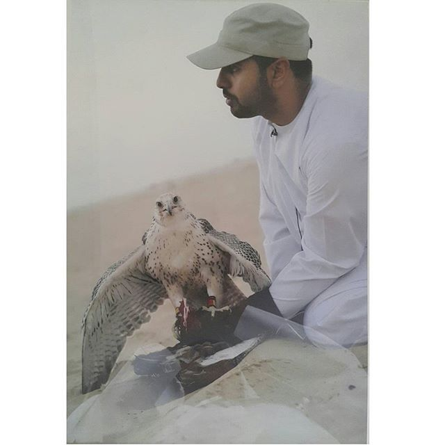 Maktoum bin Hasher bin Maktoum Al Maktoum. Vía: hashermaktoum