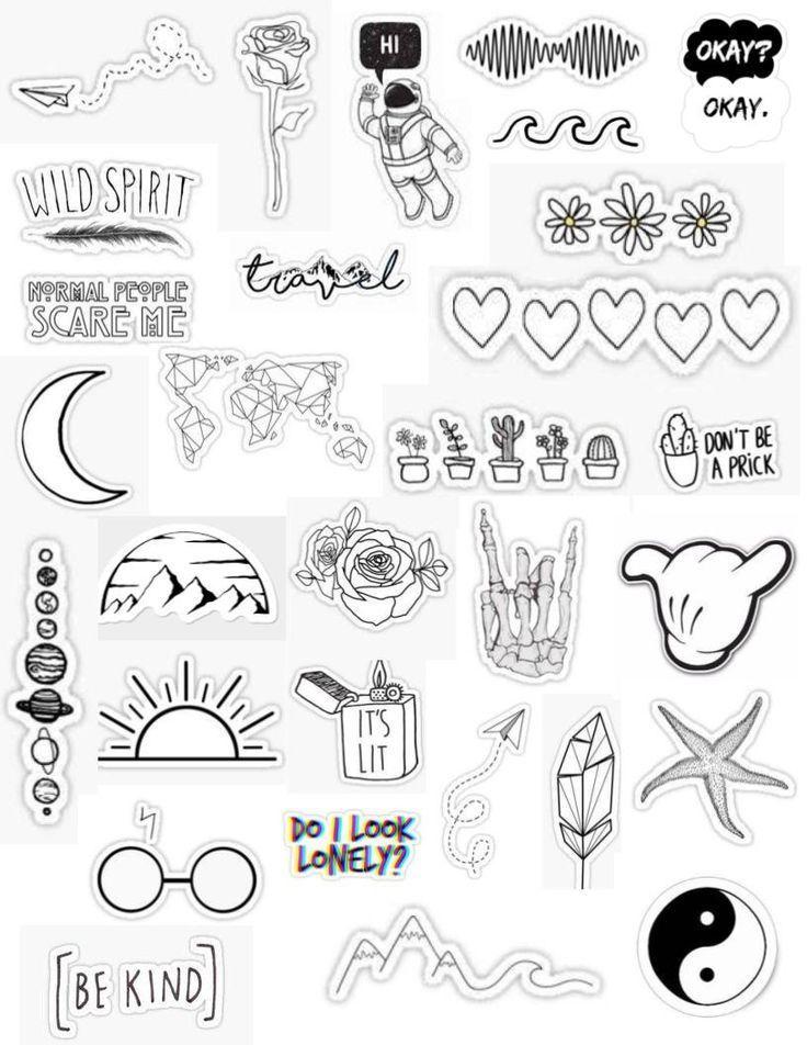 White Stickers – #macbook #stickers #White – #macb…