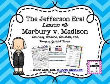 What did john marshall rule in the marbury v. madison case? in non-legal terms?