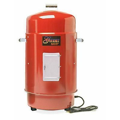 Brinkmann Gourmet Electric Smoker and Grill-810-7090-S at The Home Depot
