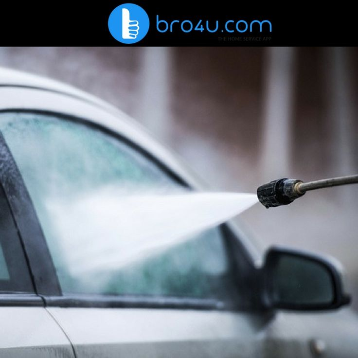 Car wash at Bro4u is the most convenient way to get your car cleaning service in Bangalore at the comfort of your home. #bro4u #car #wash #service #bangalore #home_services