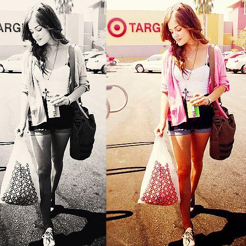 ariaa, cute outfittt.