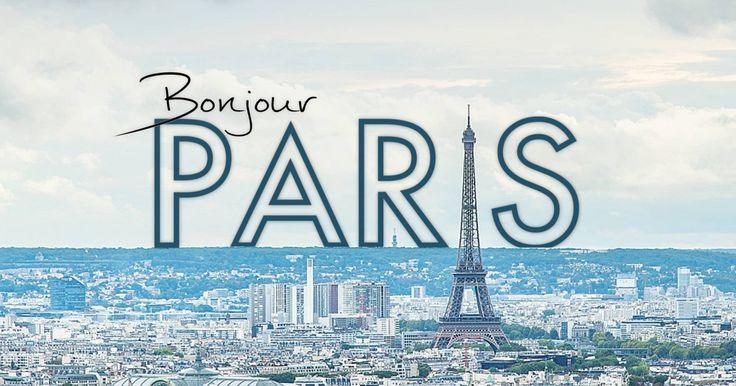 """Bonjour Paris"" by Tyler Fairbank"