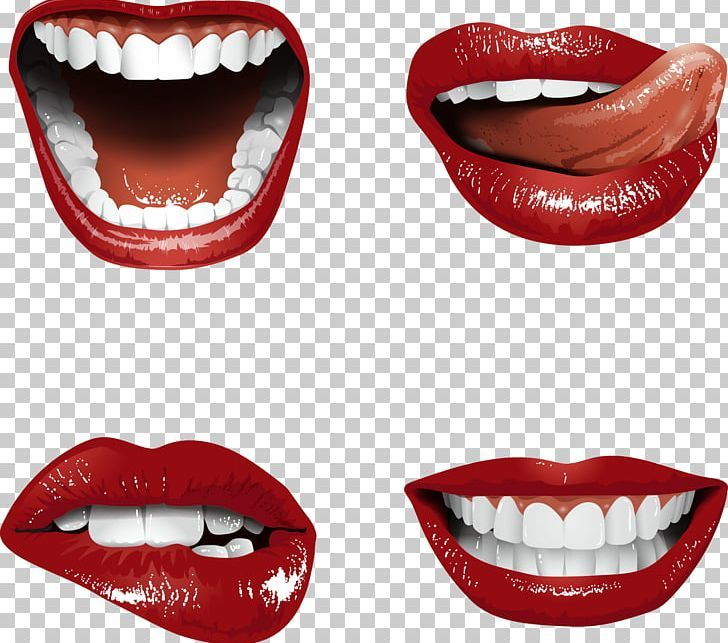 Lip Mouth Euclidean Png Biting Chewing Graphic Design Happy Birthday Vector Images Human Mouth Lips Human Mouth Coffee Vector
