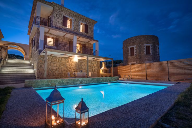 Sea Gems Luxury Baech Villas in Vasilikos Zakynthos Greece