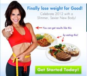 Food lovers fat lose