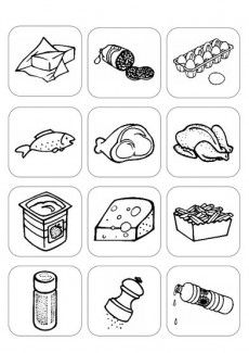 Bilder: Nahrungsmittel