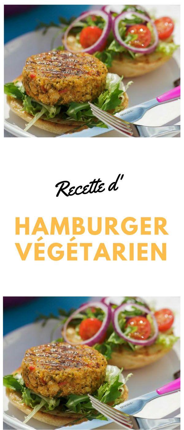 #hamburger #végétarien