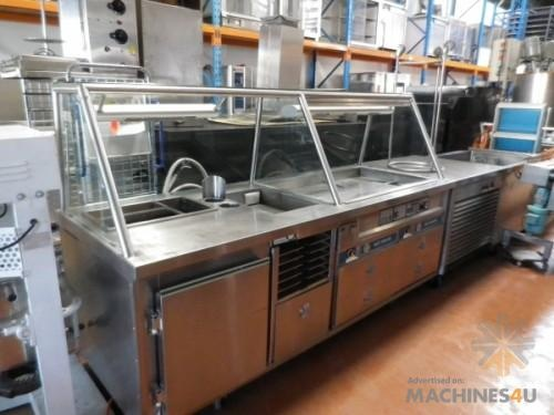 Large Alto Shaam Unit - Catering Equipment - http://www.machines4u.com.au/browse/Catering-Equipment/Bain-Marie-501/