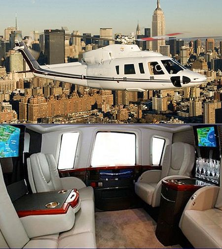 5 of the World's Most Luxurious Private Helicopters - TechEBlog
