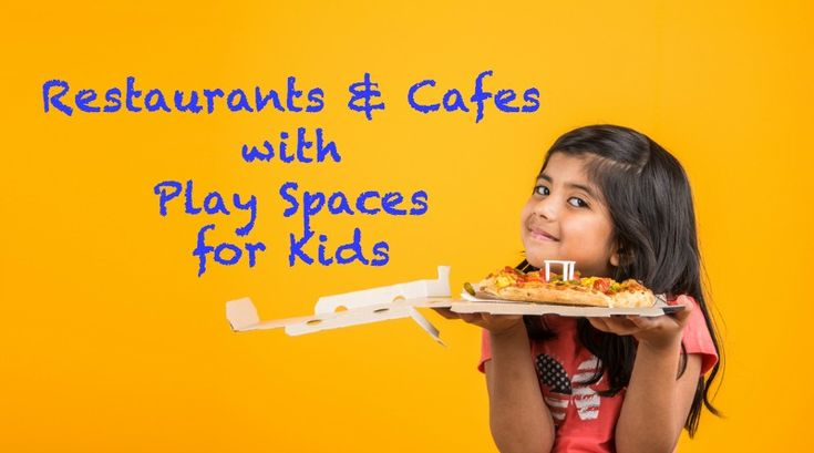 Metro Vancouver restaurants with play areas