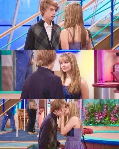 Cody and Bailey (The suite life on deck)