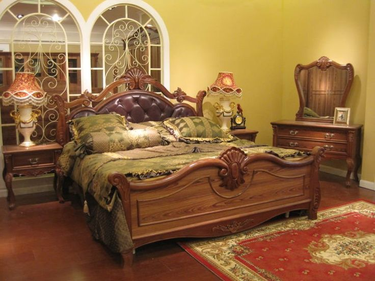 antique bedroom sets