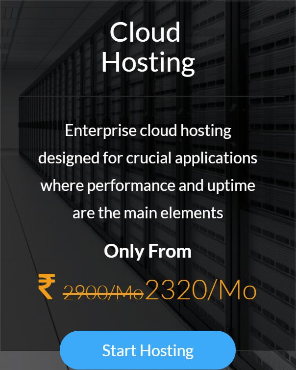 Control Your Cloud Hosting Cost. Pay Only for Resources You Want. Get a Quote! www.host.co.in/cloud-hosting.php