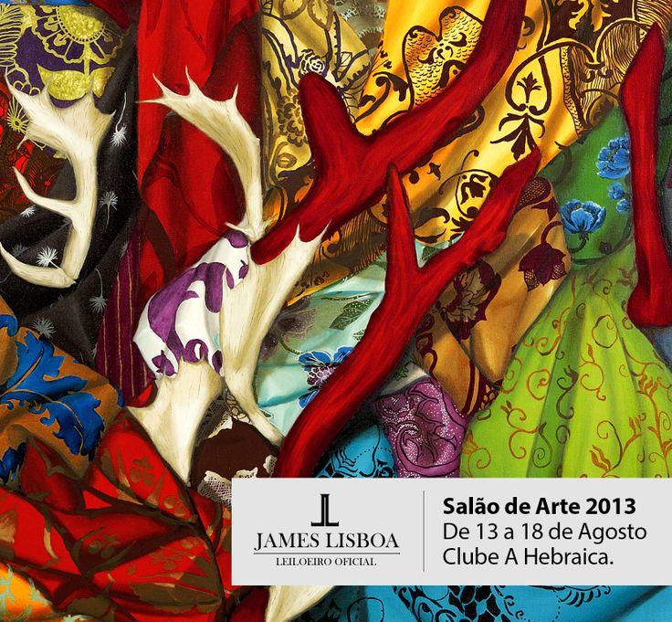 Mídia Social - Salão de Arte 2013 - #post #socialmedia