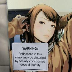 beauty mine quote mirror manga mangacap society manga cap Kangoku Gakuen Prison School kangoky gakuen
