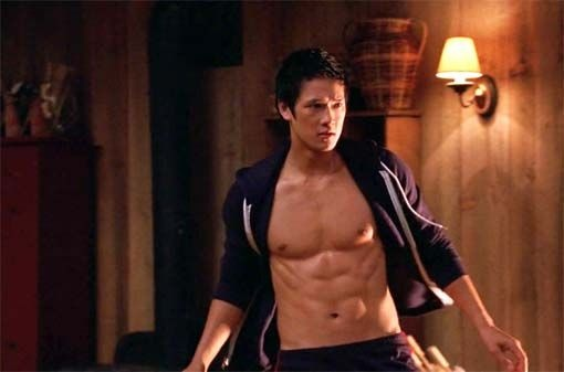 Harry Shum Jr. Aka, Mike Chang...hottest Asian ever.