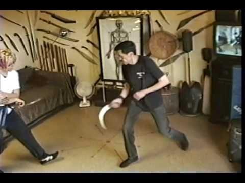Flow Training with Maestro Sonny Umpad - Sangot