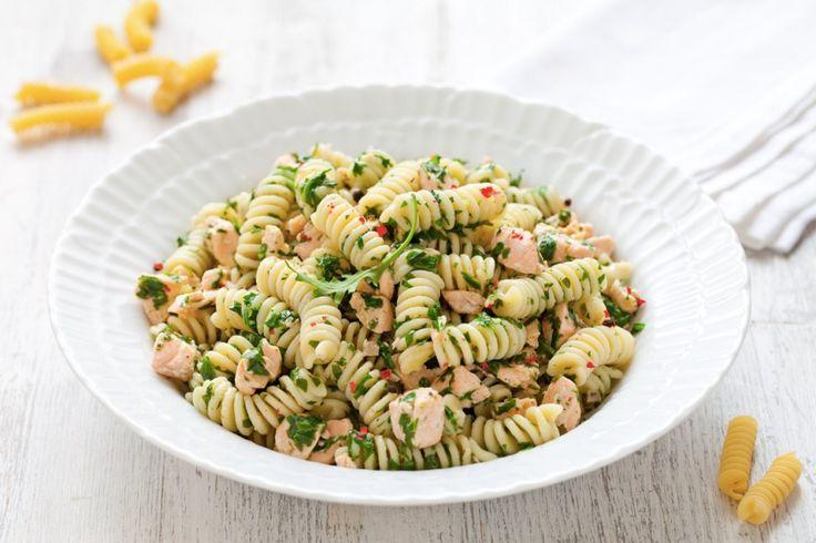 4 ingredienti salutari e gustosi, 10 minuti di preparazione per portare in tavola un primo piatto sfizioso nel gusto ma davvero semplice!