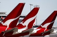 The oldest continuously running airline in the world. Qantas was formed in 1920 in Winton, Queensland. The Flying Kangaroo is one of our most recognisable Aussie Icons.  QANTAS