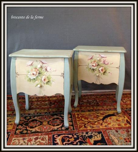 76 best tables de chevet images on Pinterest Side tables, Bedroom