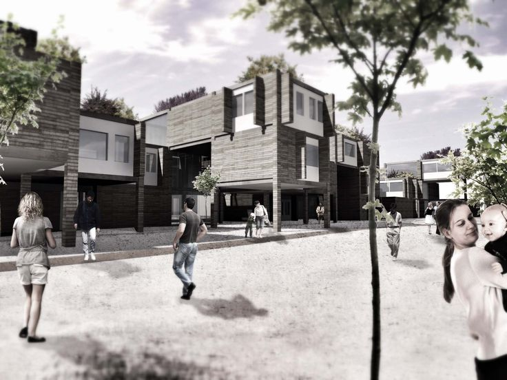 residential complex, Geneve (Suisse) #architecture #residential #sustainability
