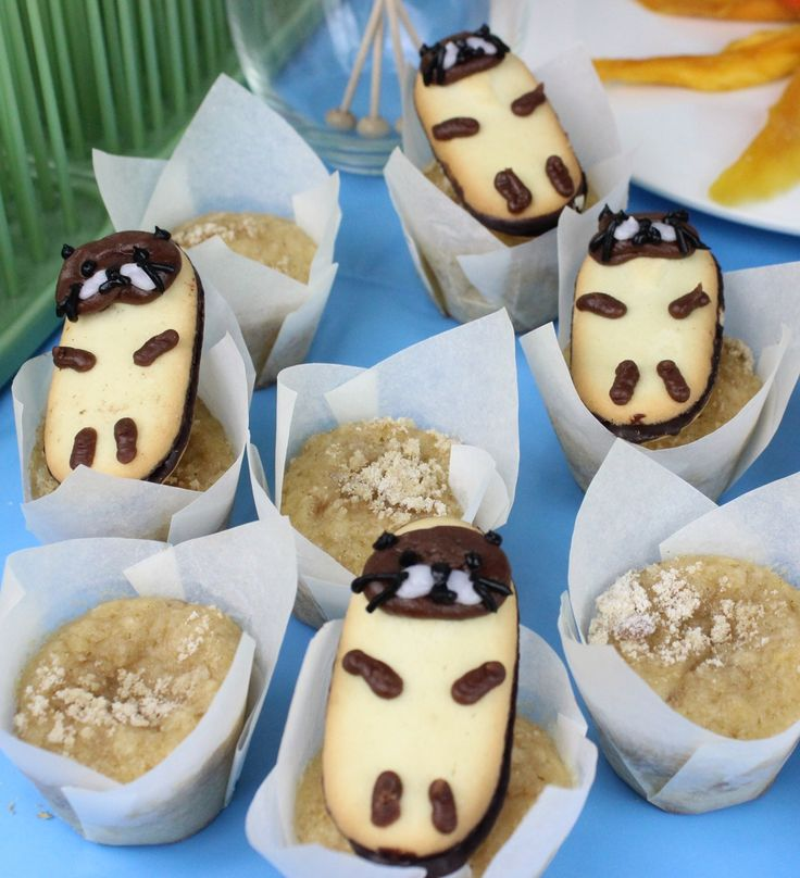 Finding Dory Otter cookies l @fandango
