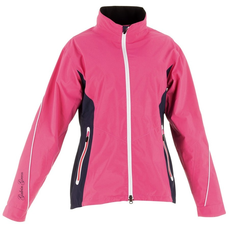 Look stunning on the course in the Galvin Green Alda Waterproof Jacket