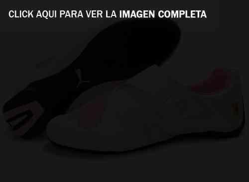 Zapatillas Puma Ferrari Mujer