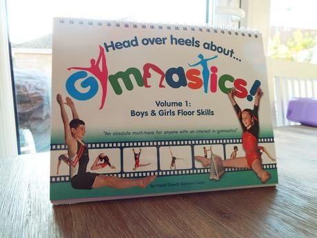 Head Over Heels About Gymnastics Book and App