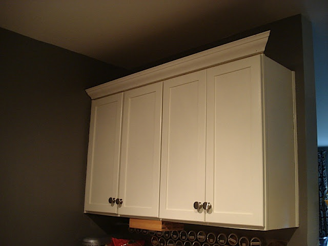 adding crown molding to kitchen cabinets small and chic in cville adding crown molding to kitchen 9004