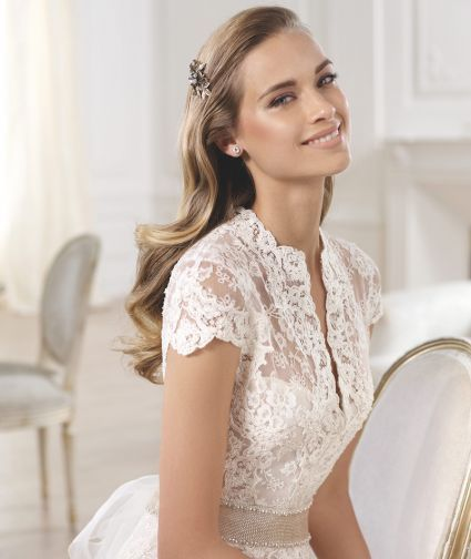 91 best Vestidos de Novia!! images on Pinterest | Homecoming dresses ...