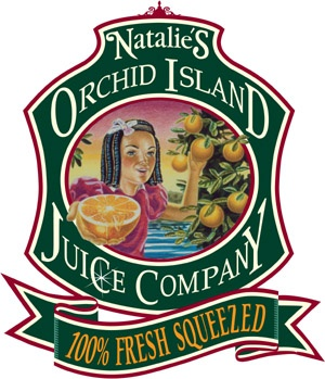 Natalie's Orchid Island Juice Company, some of the finest juice to be found anywhere!  Orange, Grapefruit, & Strawberry Lemonade!  Fort Pierce, Florida!