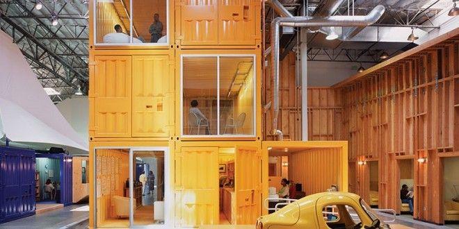 22 Desain Kantor Abad Ke 21 yang Bikin Betah Di Kantor
