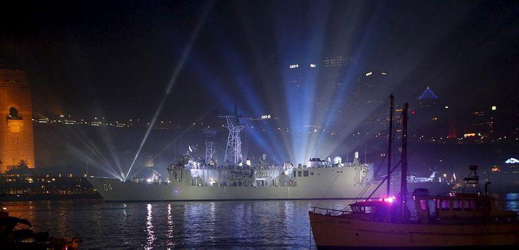 Warship Darwin
