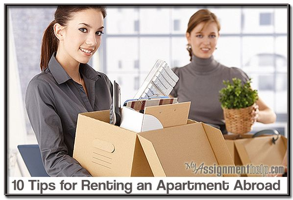 To save you from the well-known hassles of apartment renting abroad, we bring to you 10 practical tips that will make your hunt easy and successful.  http://bit.ly/1Q91s9Z