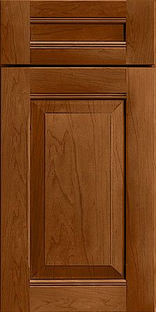 Merillat Masterpiece Cabinetry-Laredo Maple Rye With Sable Glaze from waybuild